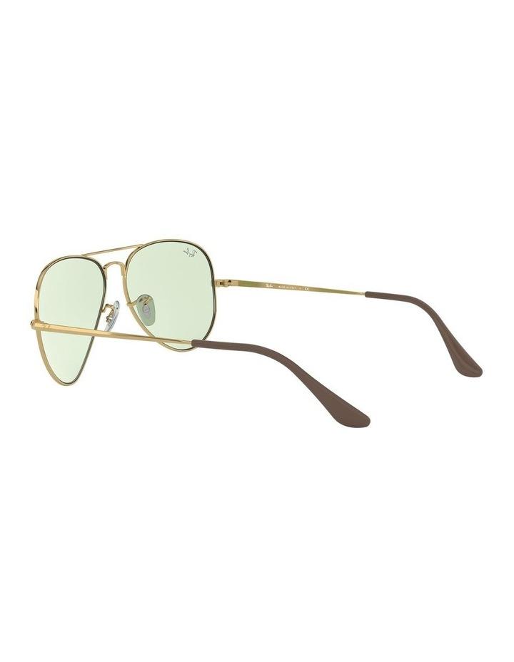 II Polarised Green Aviator Sunglasses 0RB3689 1523755013 image 5