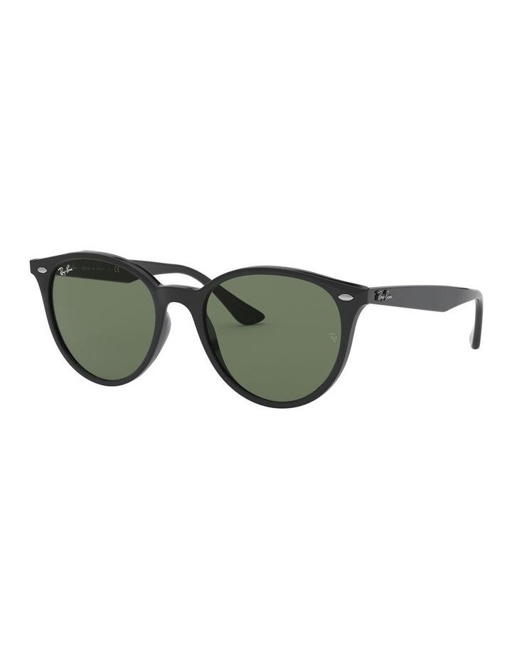 Green Round Sunglasses 0RB4305 1524340002 image 1