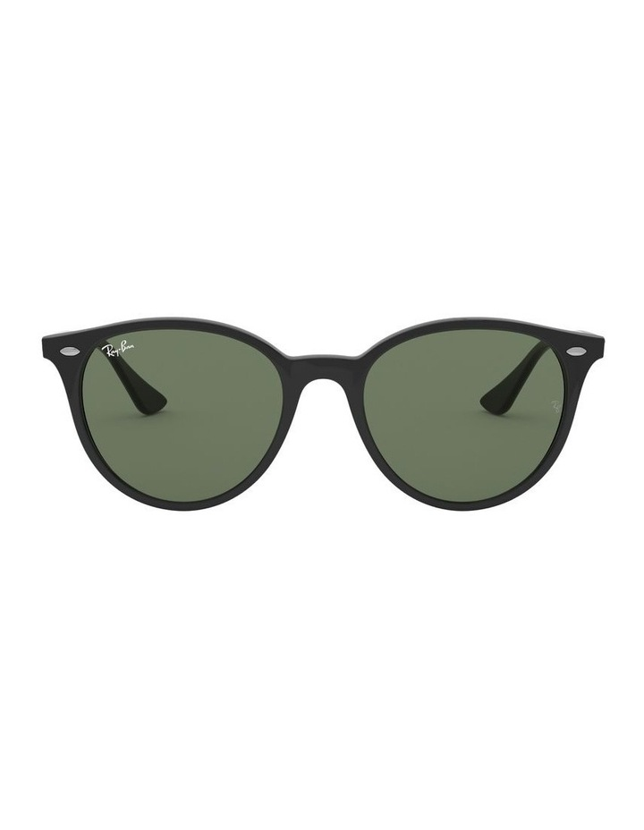 Green Round Sunglasses 0RB4305 1524340002 image 2