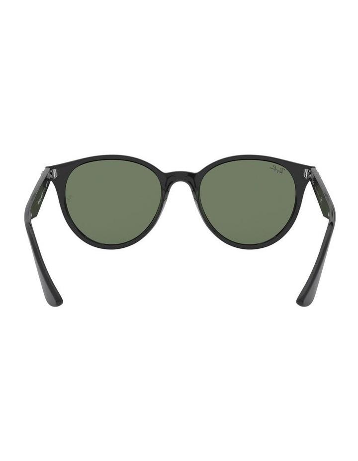 Green Round Sunglasses 0RB4305 1524340002 image 7