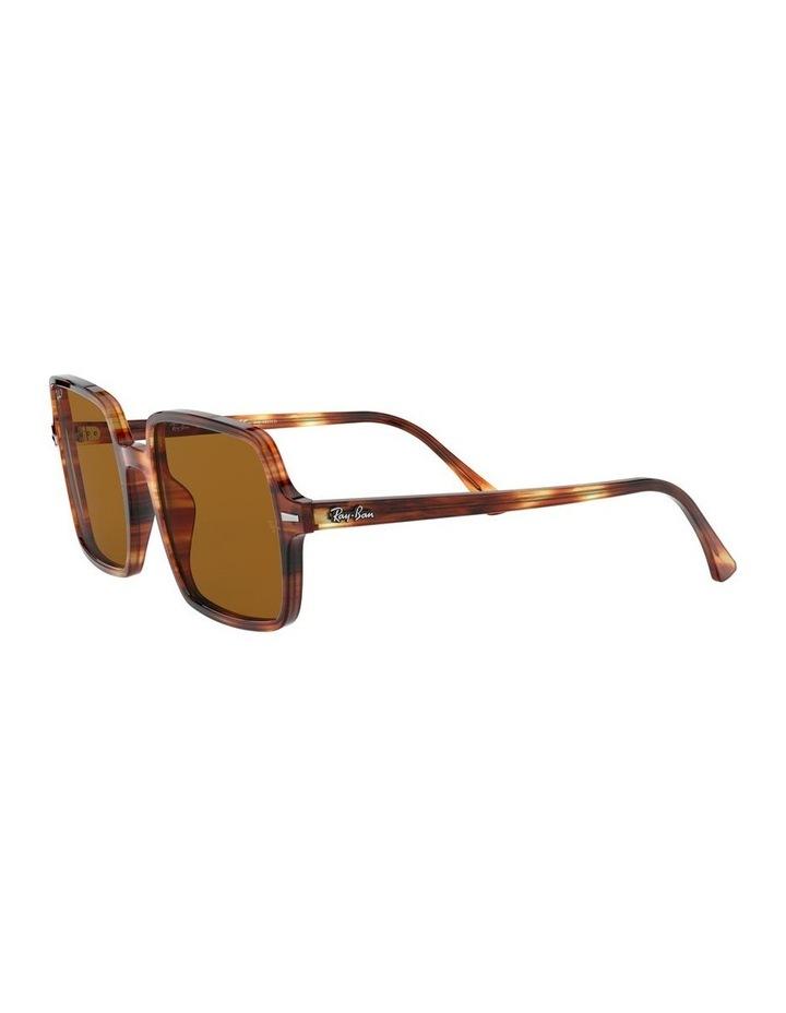 Square II Polarised Brown Square Sunglasses 0RB1973 526222003 image 3