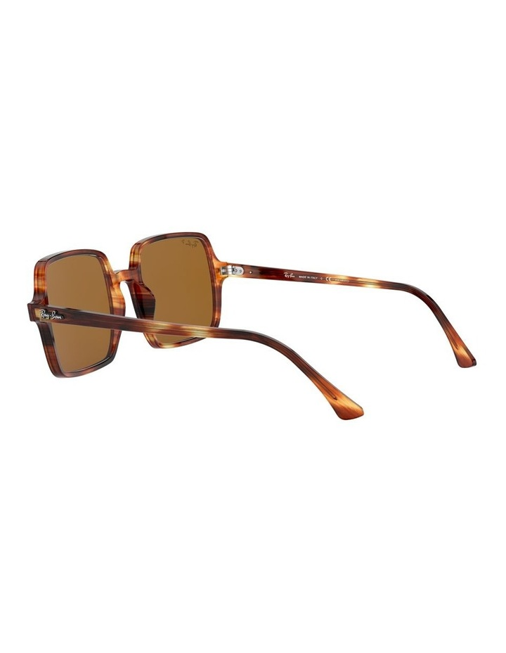 Square II Polarised Brown Square Sunglasses 0RB1973 526222003 image 5
