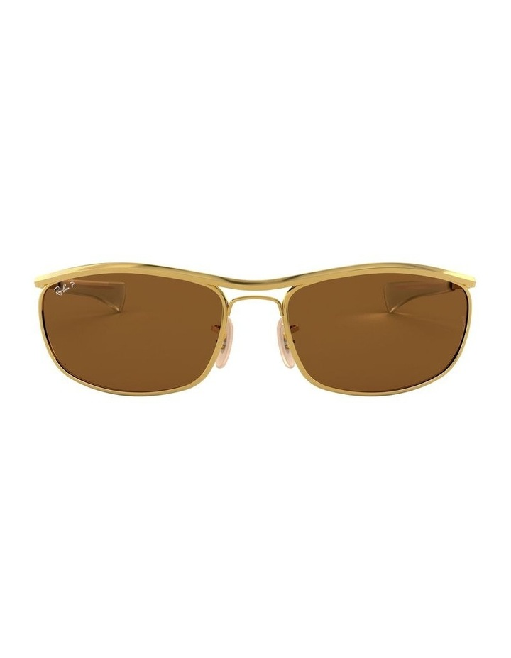 Olympian I Deluxe Brown Sport Sunglasses 0RB3119M 1526224002 image 2