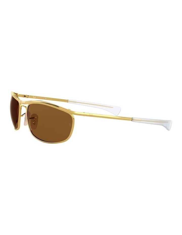 Olympian I Deluxe Brown Sport Sunglasses 0RB3119M 1526224002 image 3