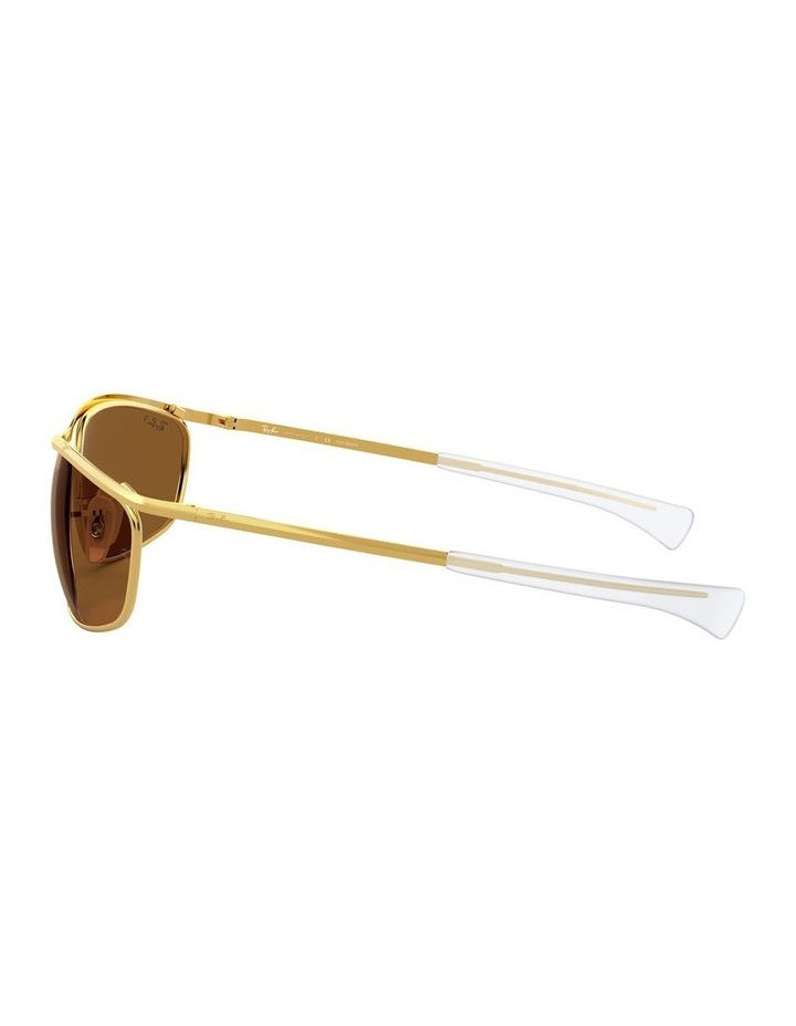 Olympian I Deluxe Brown Sport Sunglasses 0RB3119M 1526224002 image 4