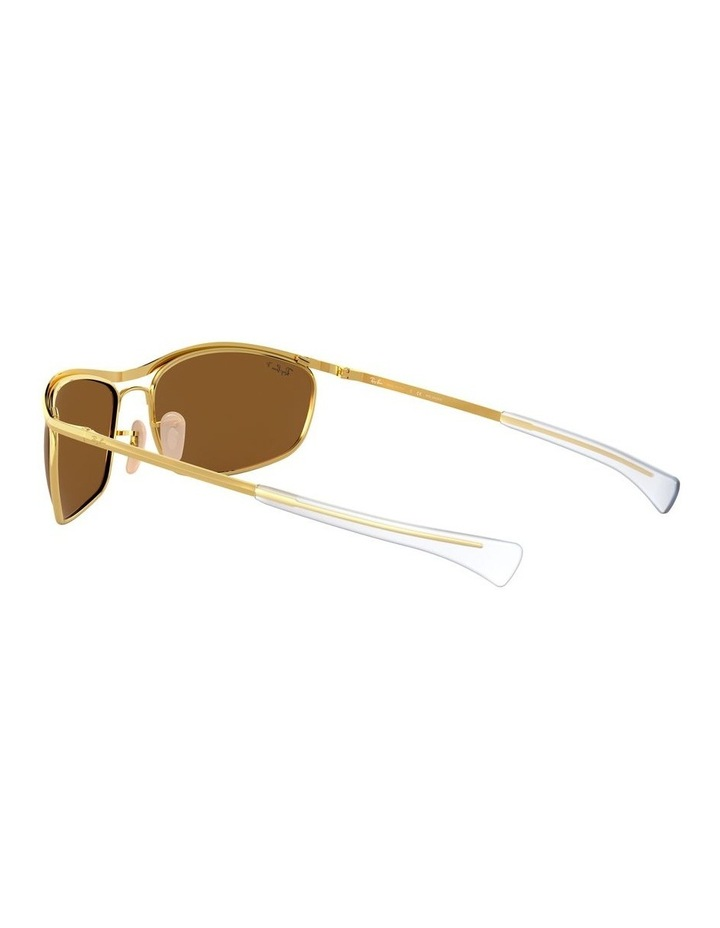 Olympian I Deluxe Brown Sport Sunglasses 0RB3119M 1526224002 image 5