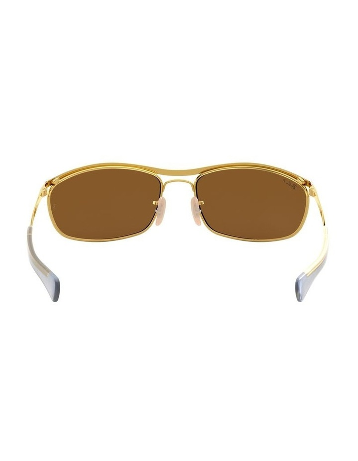 Olympian I Deluxe Brown Sport Sunglasses 0RB3119M 1526224002 image 7