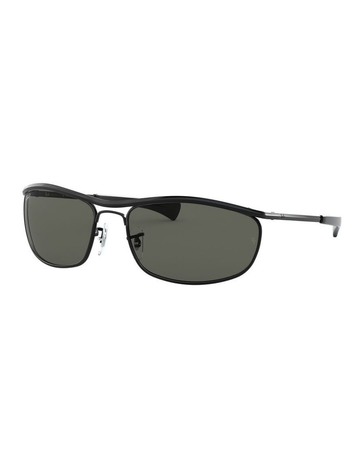 Olympian I Deluxe Green Sport Sunglasses 0RB3119M 1526224003 image 1