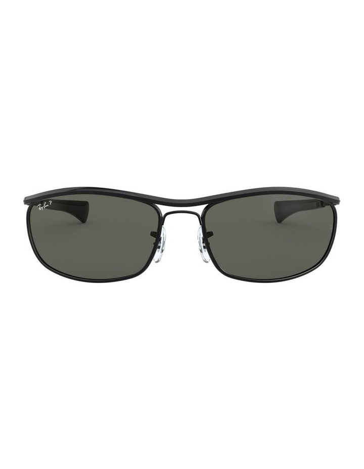 Olympian I Deluxe Green Sport Sunglasses 0RB3119M 1526224003 image 2