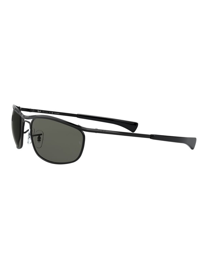 Olympian I Deluxe Green Sport Sunglasses 0RB3119M 1526224003 image 3