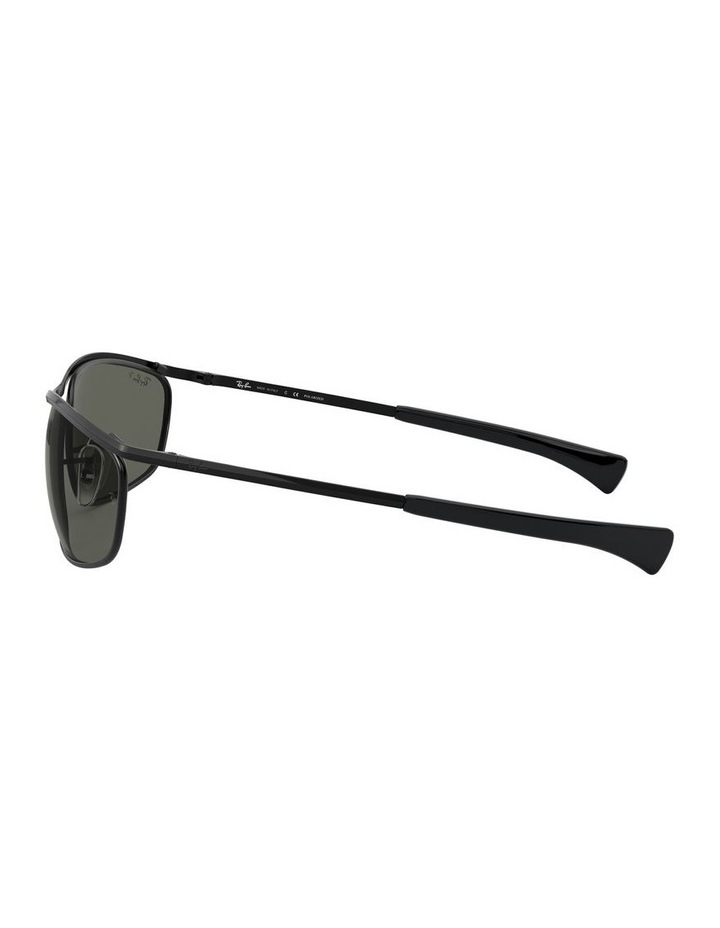 Olympian I Deluxe Green Sport Sunglasses 0RB3119M 1526224003 image 4