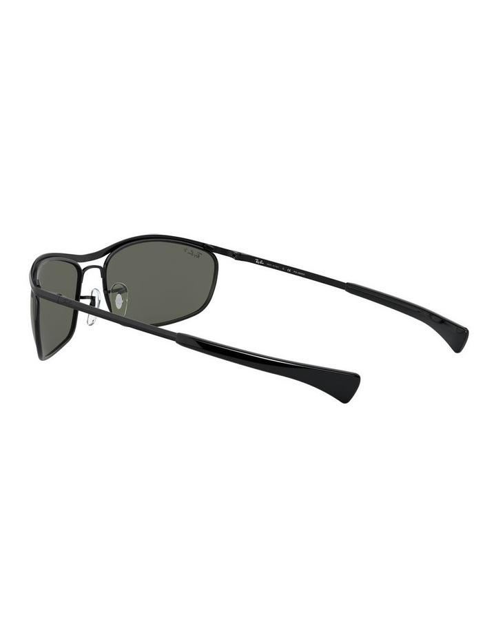 Olympian I Deluxe Green Sport Sunglasses 0RB3119M 1526224003 image 5