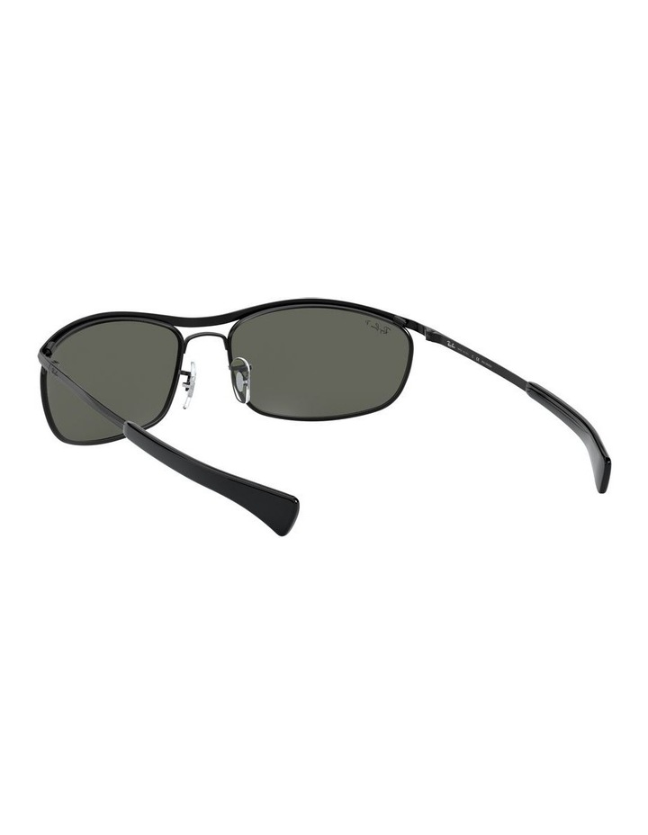 Olympian I Deluxe Green Sport Sunglasses 0RB3119M 1526224003 image 6