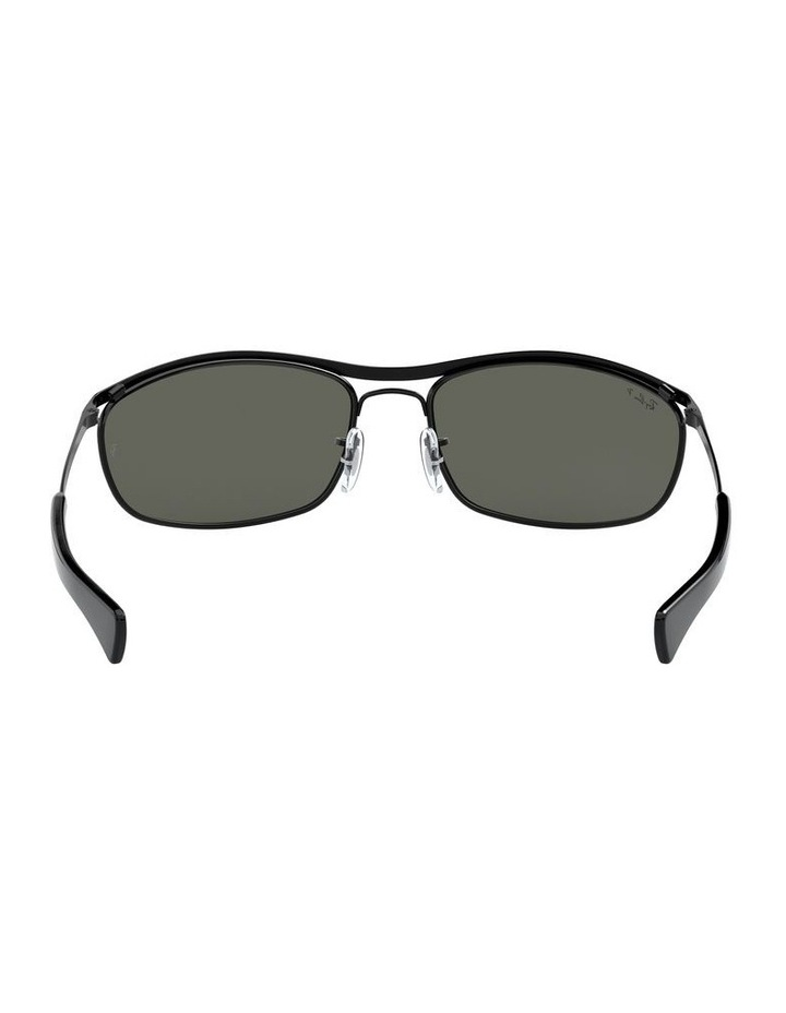 Olympian I Deluxe Green Sport Sunglasses 0RB3119M 1526224003 image 7