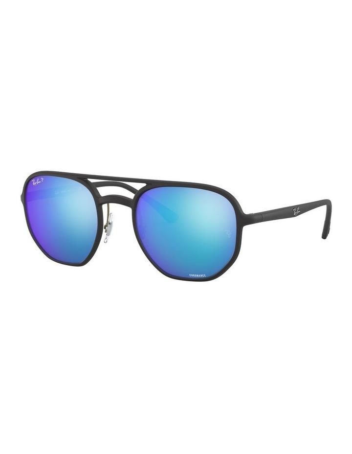 Green Hexagon Sunglasses 0RB4321CH 1526226003 image 1