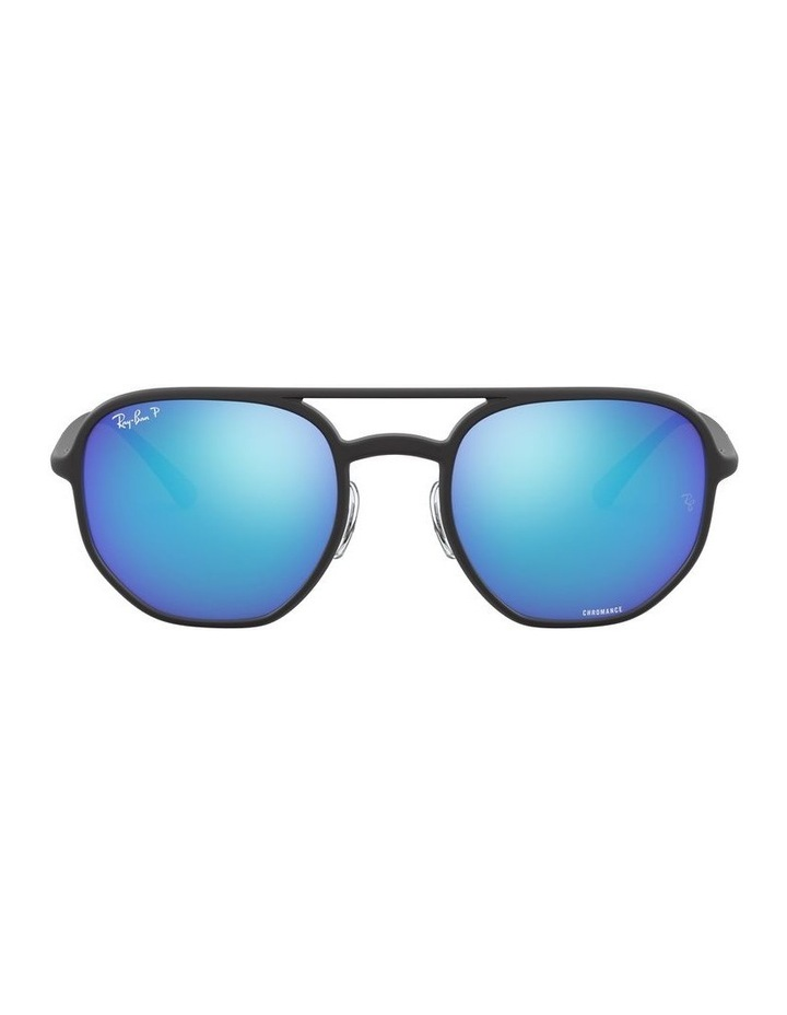 Green Hexagon Sunglasses 0RB4321CH 1526226003 image 2