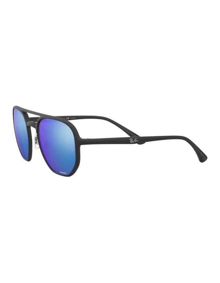 Green Hexagon Sunglasses 0RB4321CH 1526226003 image 3