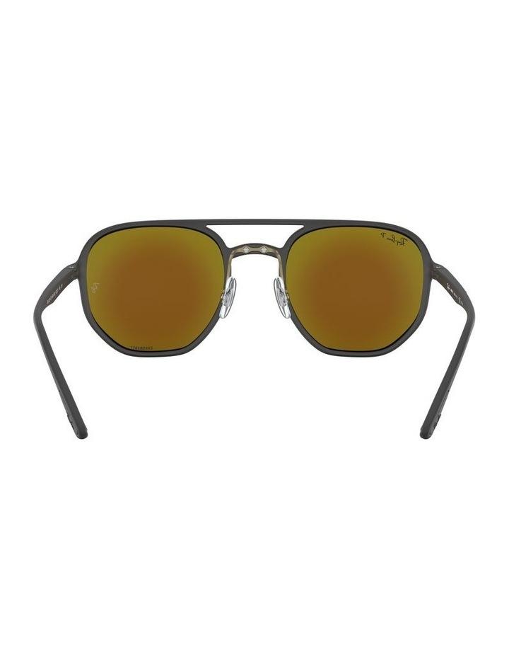 Green Hexagon Sunglasses 0RB4321CH 1526226003 image 7