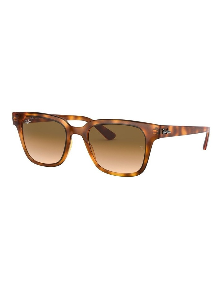 Brown Square Sunglasses 0RB4323 1526227010 image 1