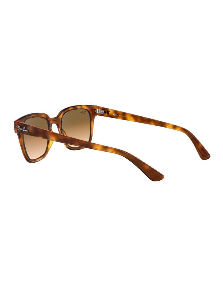 Brown Square Sunglasses 0RB4323 1526227010 image 5