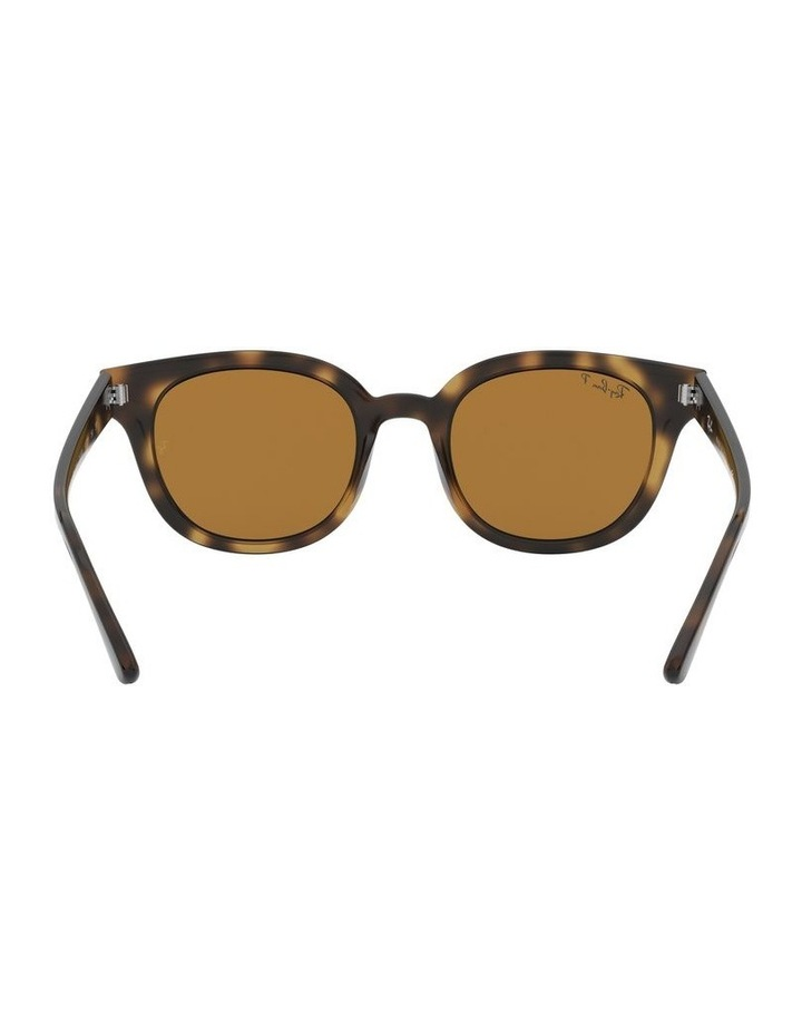 Brown Square Sunglasses 0RB4324 1526228003 image 7