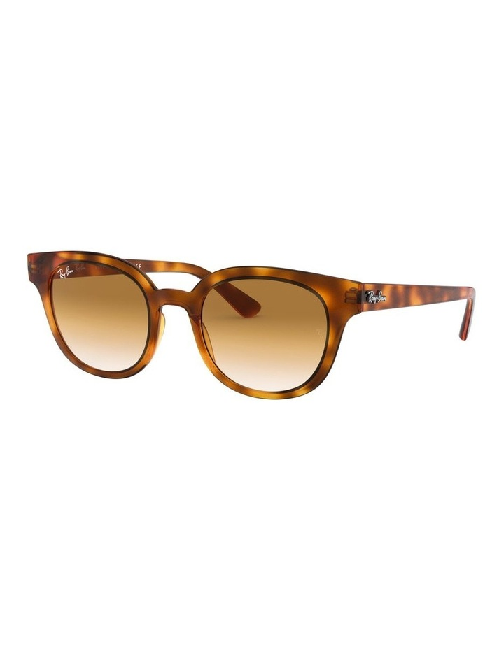 Brown Square Sunglasses 0RB4324 1526228009 image 1