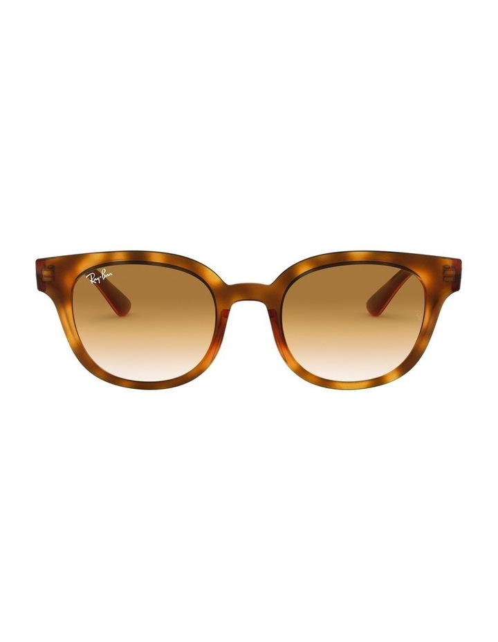 Brown Square Sunglasses 0RB4324 1526228009 image 2