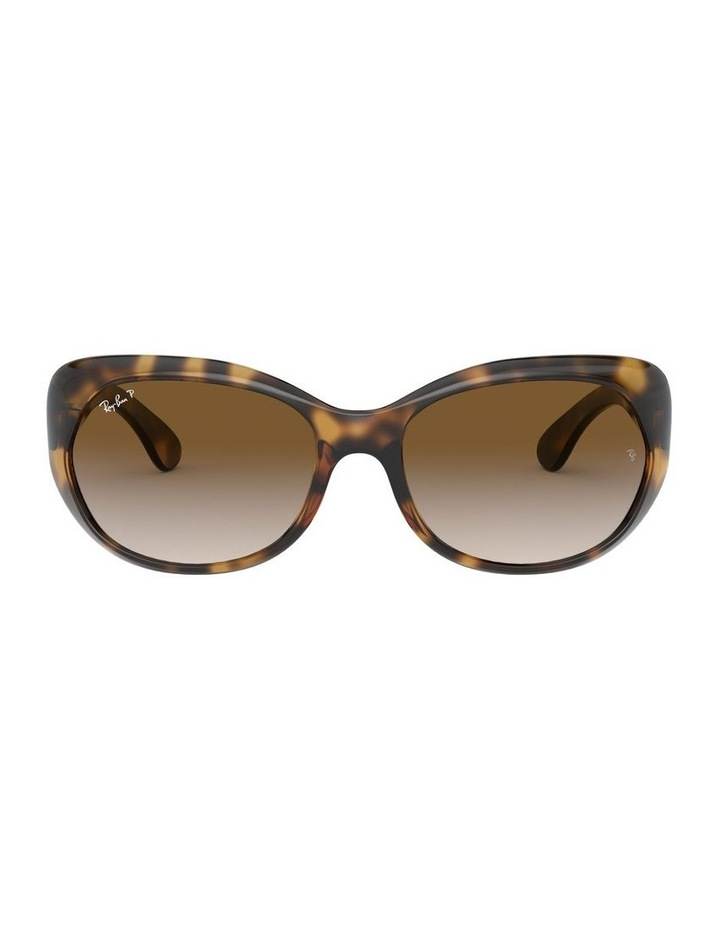 Brown Butterfly Sunglasses 0RB4325 1526229002 image 2