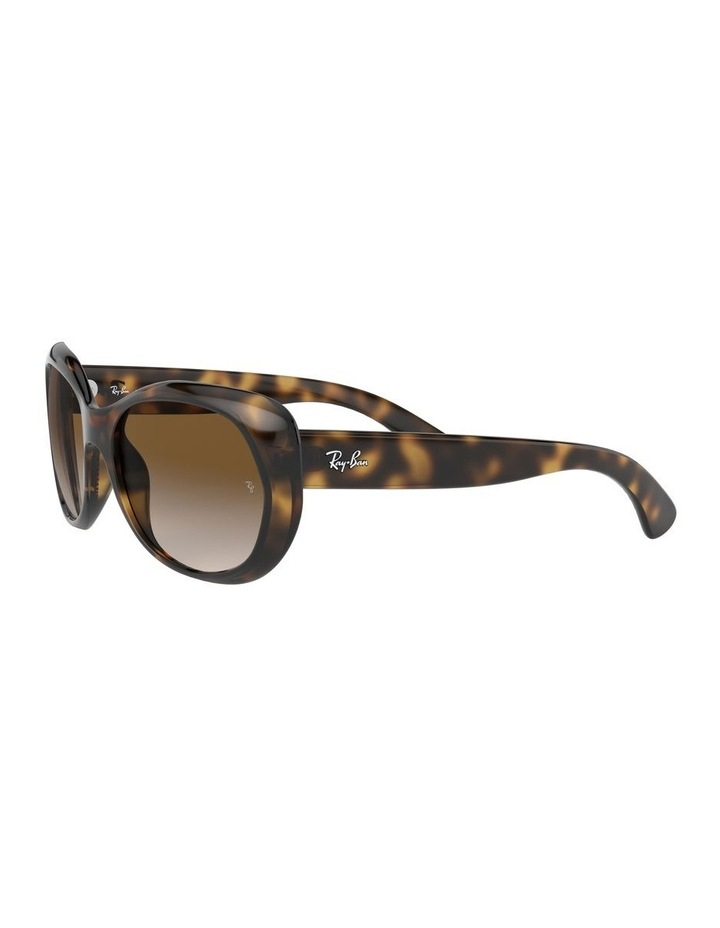 Brown Butterfly Sunglasses 0RB4325 1526229002 image 3