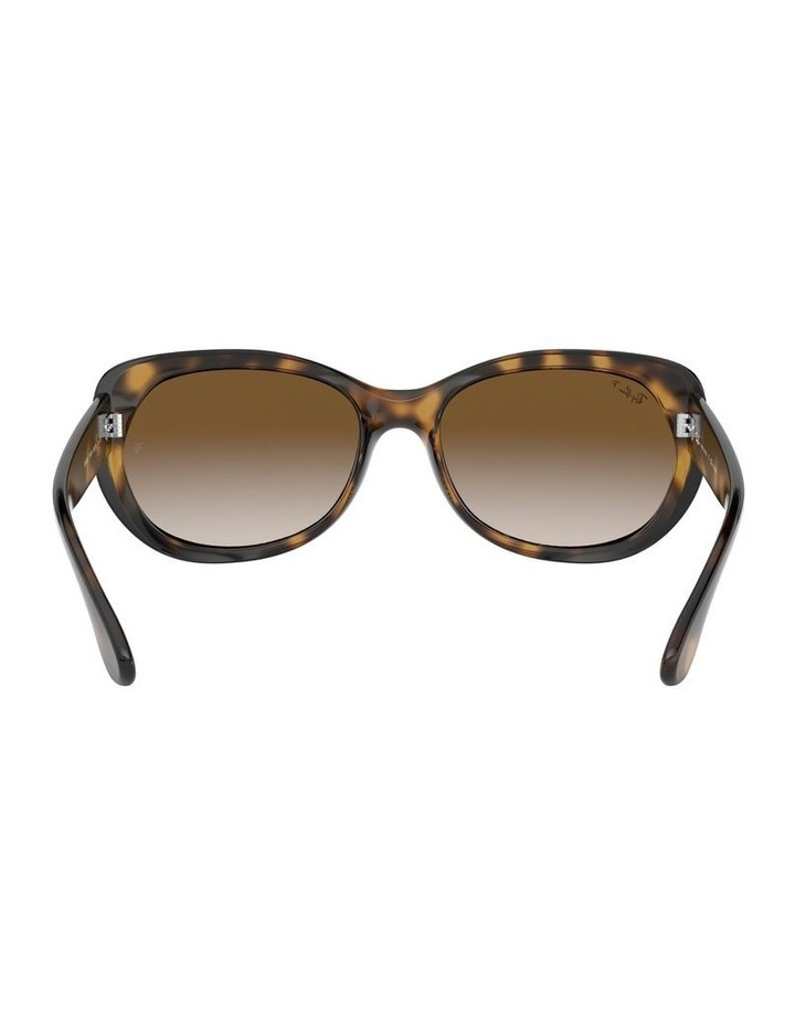 Brown Butterfly Sunglasses 0RB4325 1526229002 image 7
