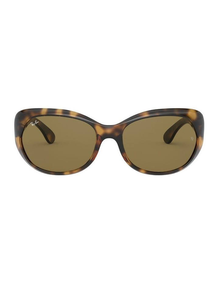 Brown Butterfly Sunglasses 0RB4325 1526229007 image 2