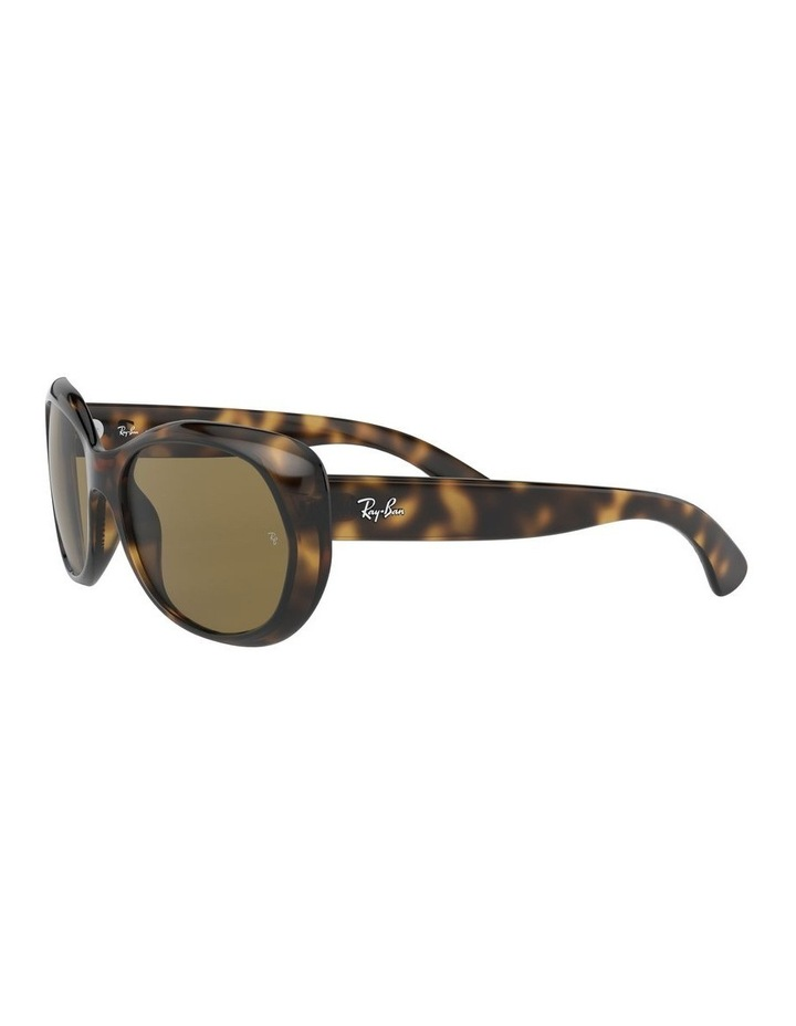 Brown Butterfly Sunglasses 0RB4325 1526229007 image 3