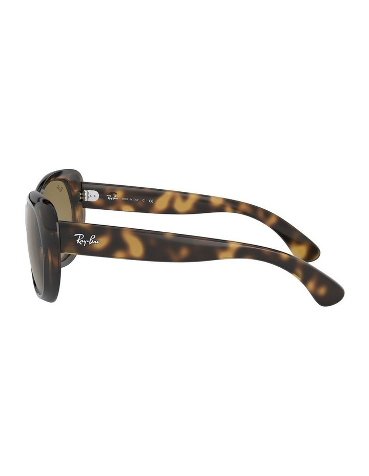 Brown Butterfly Sunglasses 0RB4325 1526229007 image 4