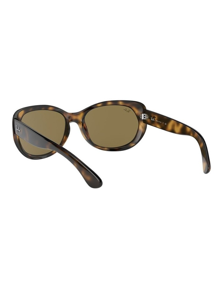 Brown Butterfly Sunglasses 0RB4325 1526229007 image 6