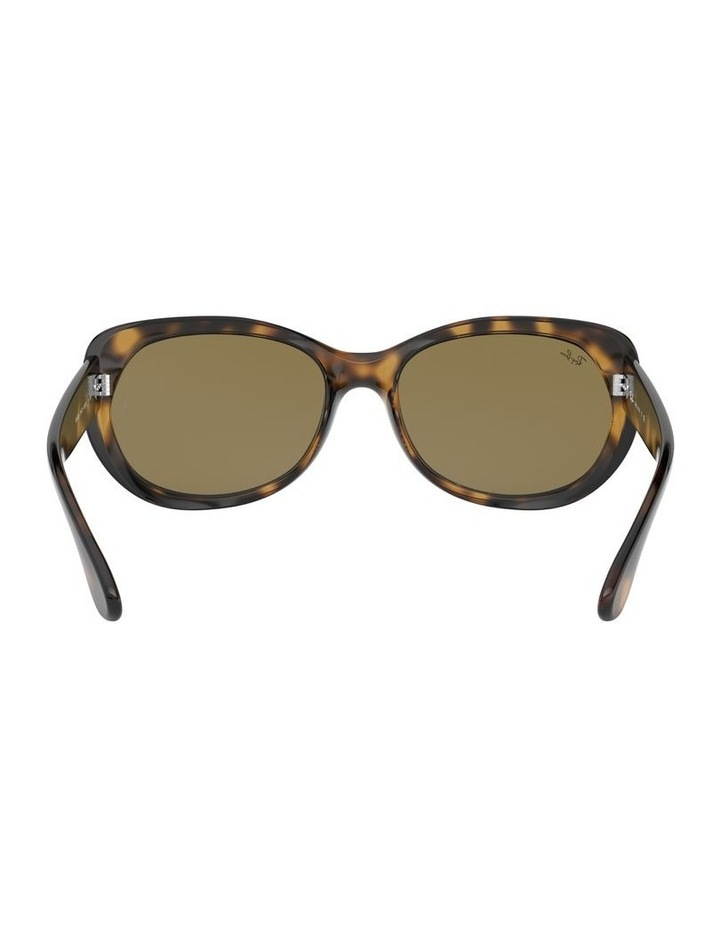 Brown Butterfly Sunglasses 0RB4325 1526229007 image 7