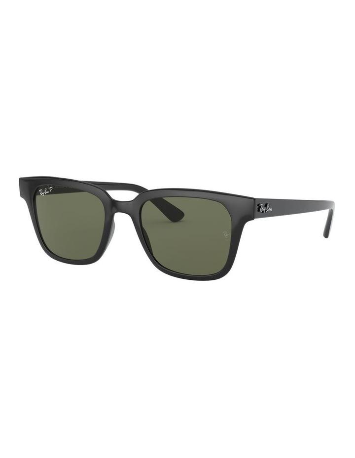 Green Wayfarer Sunglasses 0RB4323F 1526286004 image 1