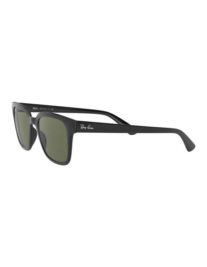 Green Wayfarer Sunglasses 0RB4323F 1526286004 image 3