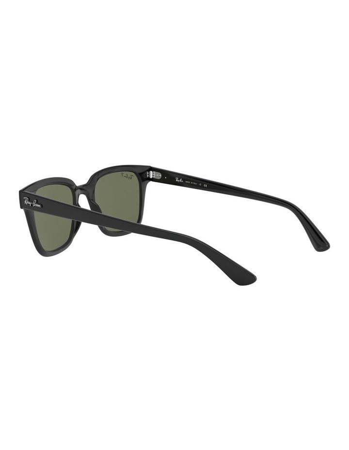 Green Wayfarer Sunglasses 0RB4323F 1526286004 image 5