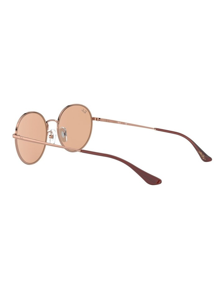 Brown Round Sunglasses 0RB3612 1528379001 image 5
