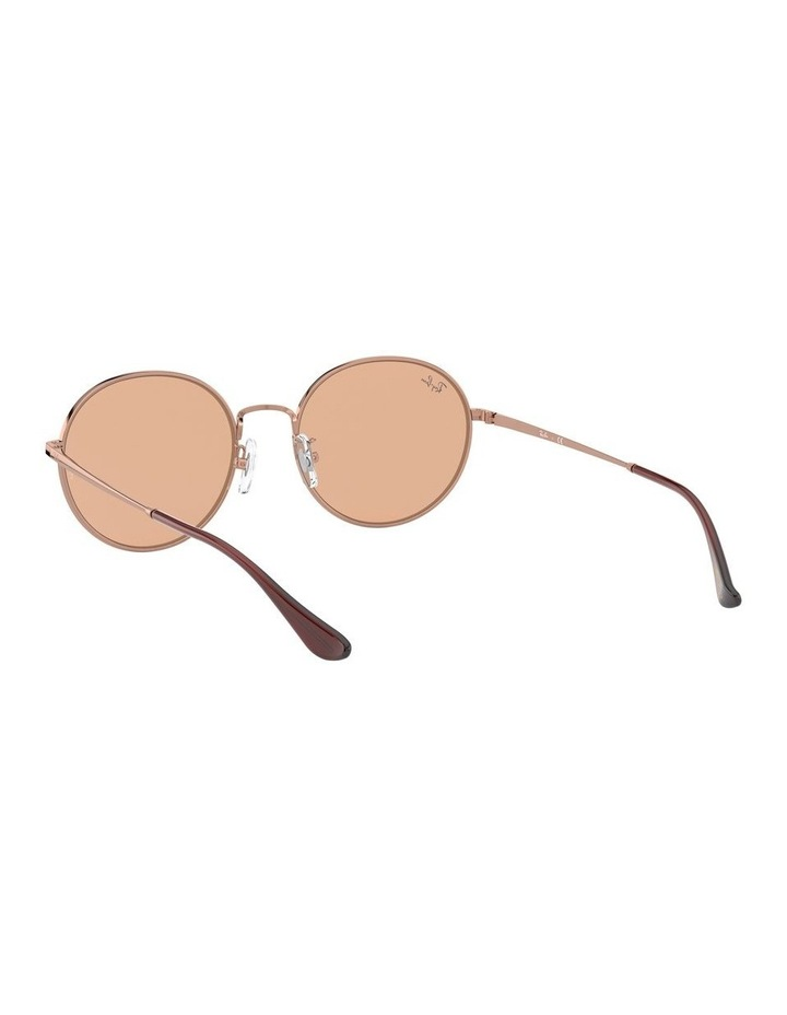 Brown Round Sunglasses 0RB3612 1528379001 image 6