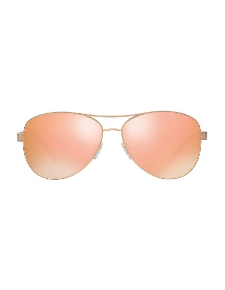 Matte Gold Aviator Sunglasses 0BE3080 1503613008 image 2