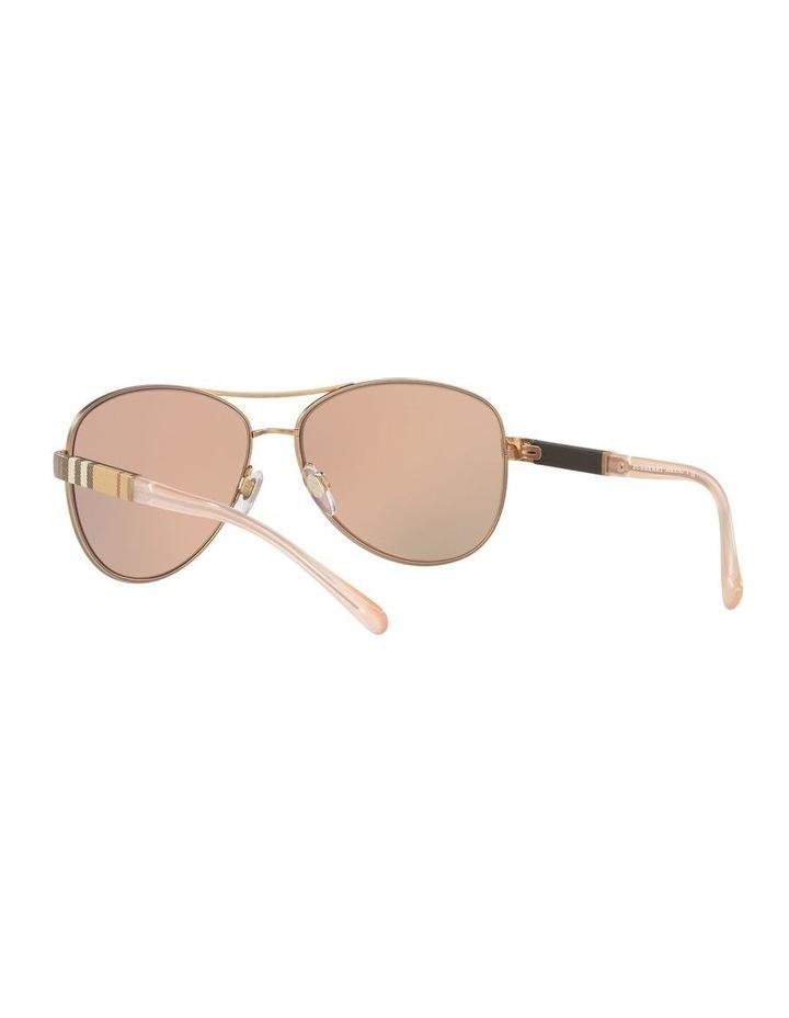 Matte Gold Aviator Sunglasses 0BE3080 1503613008 image 6