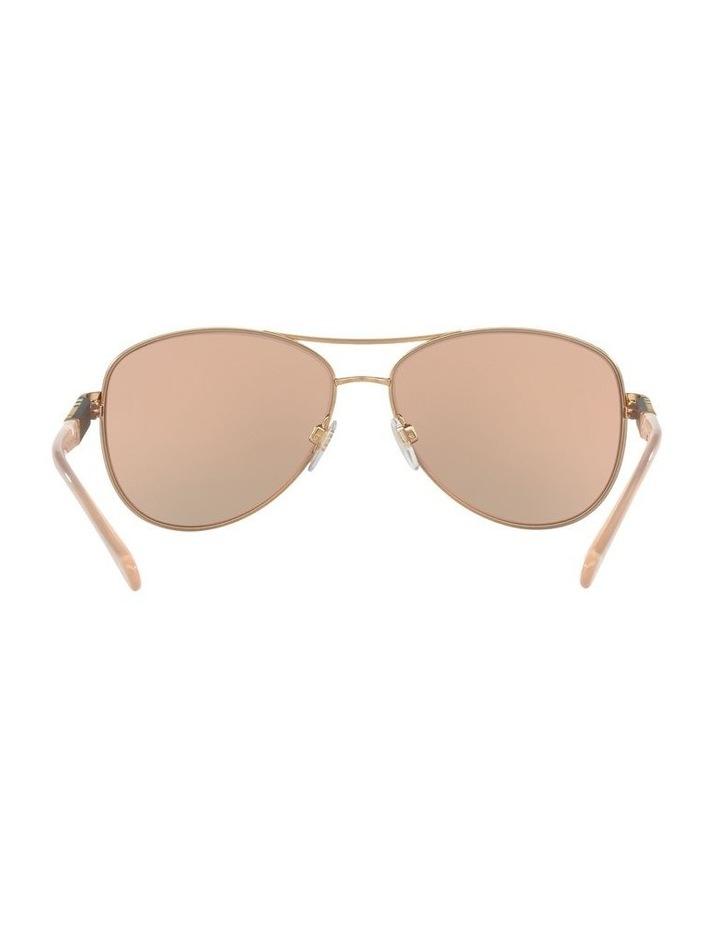 Matte Gold Aviator Sunglasses 0BE3080 1503613008 image 7