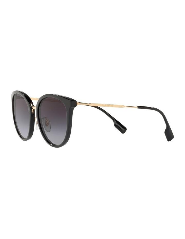 Blue Round Sunglasses 0BE4289D 1523683002 image 3