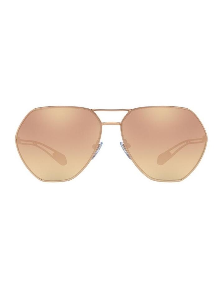 Gold Aviator Sunglasses 0BV6098 1517597004 image 2