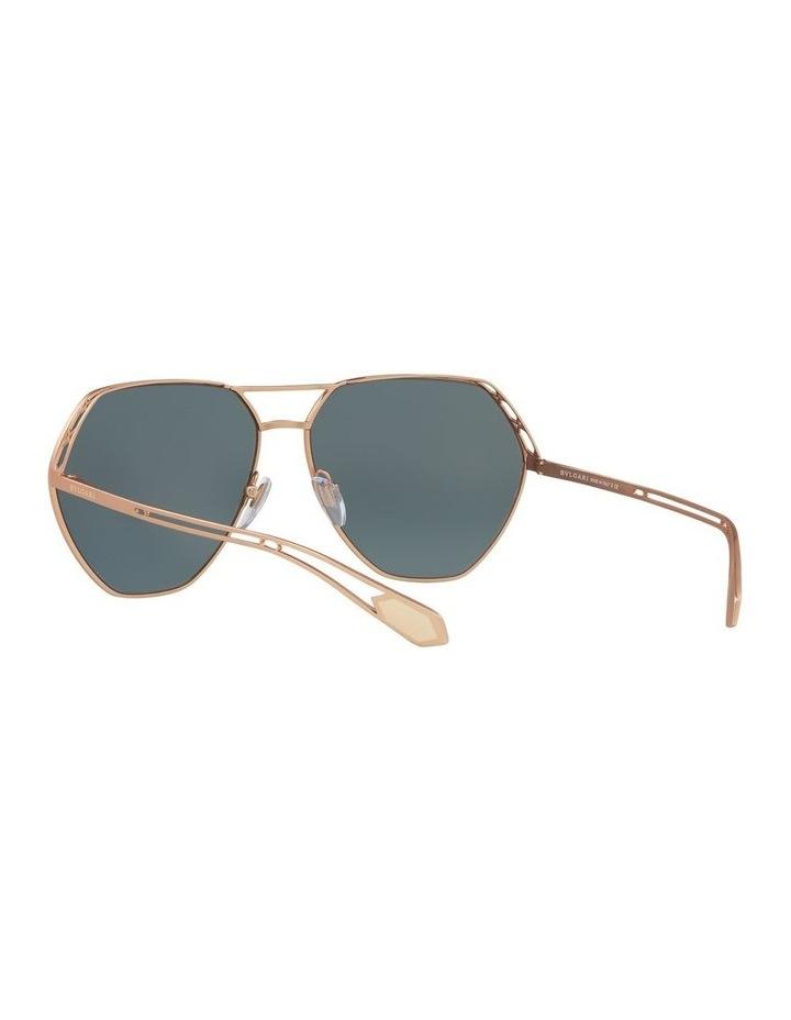 Gold Aviator Sunglasses 0BV6098 1517597004 image 6