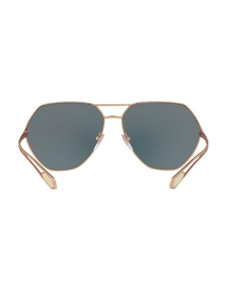 Gold Aviator Sunglasses 0BV6098 1517597004 image 7