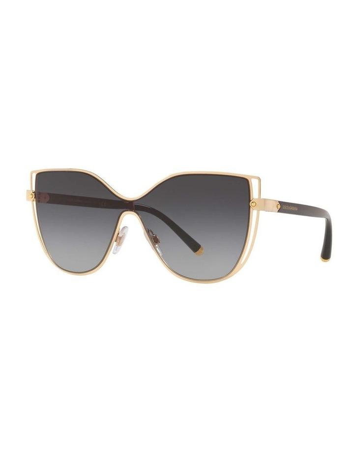Grey Cat Eye Sunglasses 0DG2236 1524562002 image 1