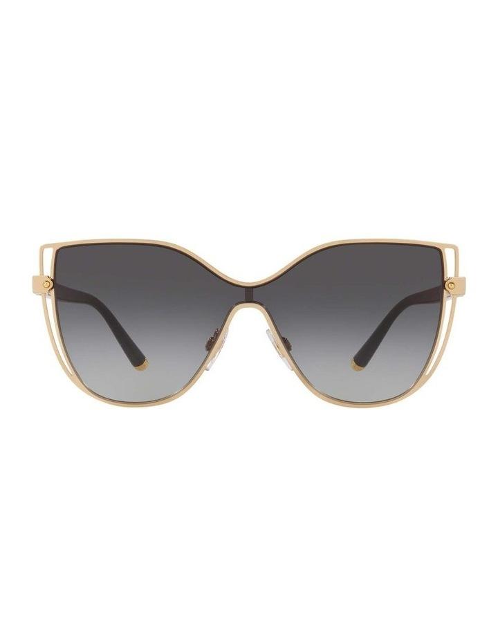 Grey Cat Eye Sunglasses 0DG2236 1524562002 image 2