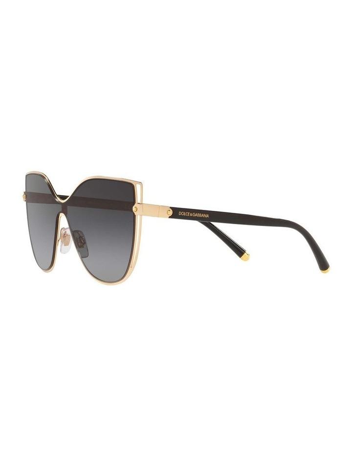 Grey Cat Eye Sunglasses 0DG2236 1524562002 image 3